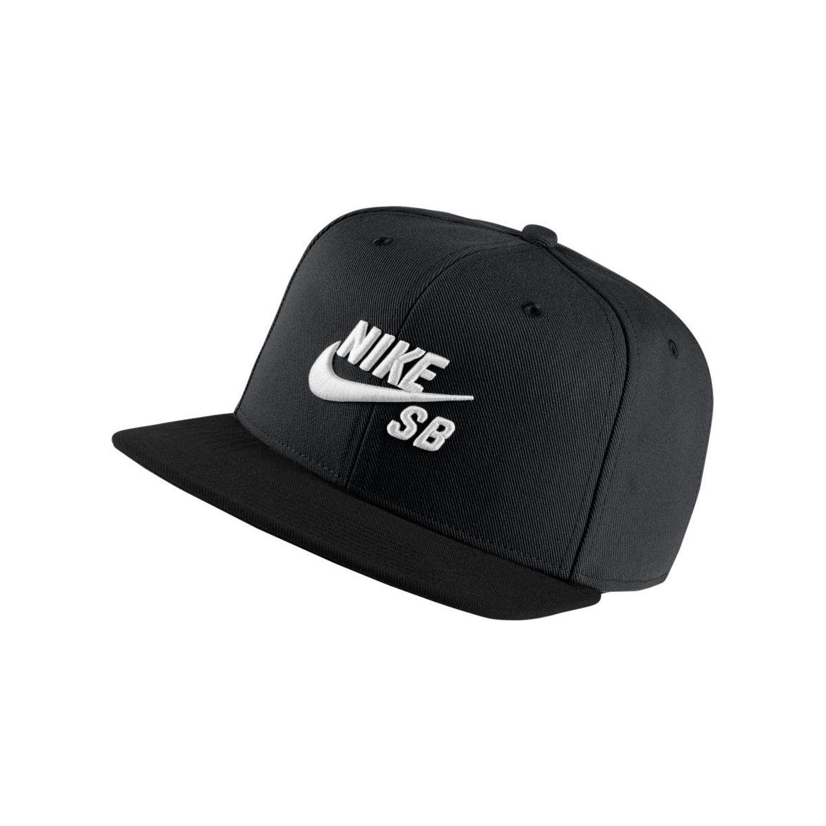 Czapka Nike SB Icon PRO Black / White