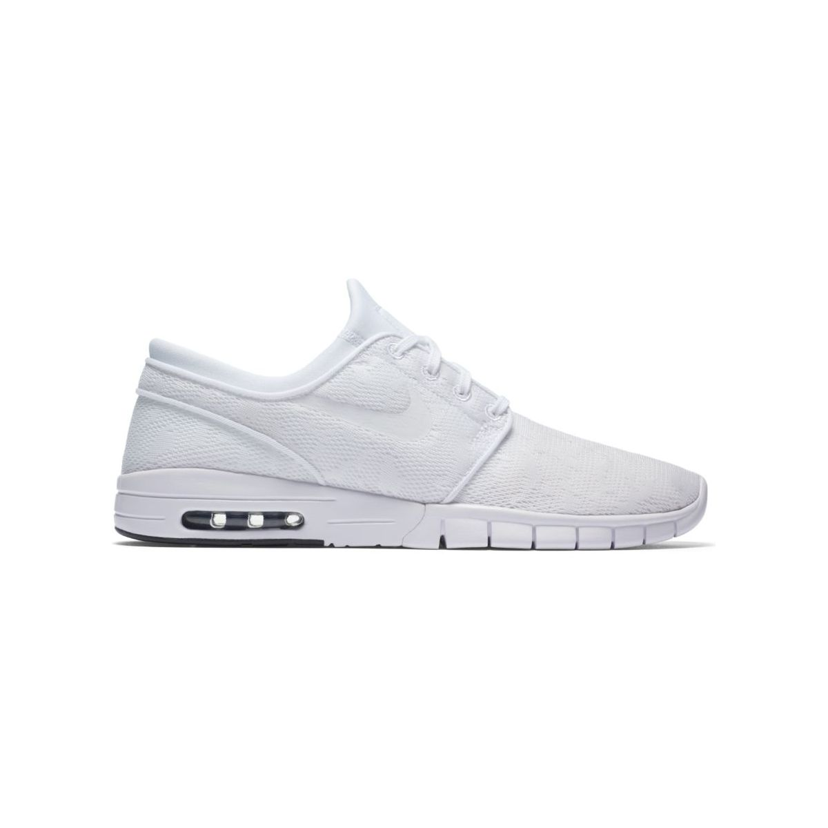 Buty Nike SB Stefan Janoski MAX White / White-Obsidian