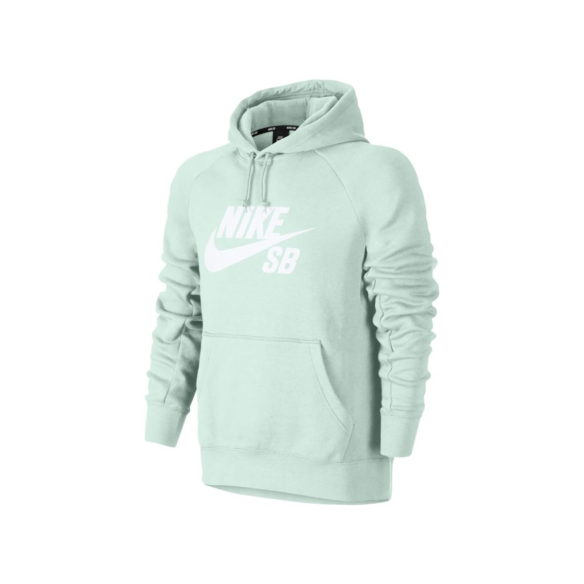 Bluza Nike SB Icon Hoodie Berely Grey / White