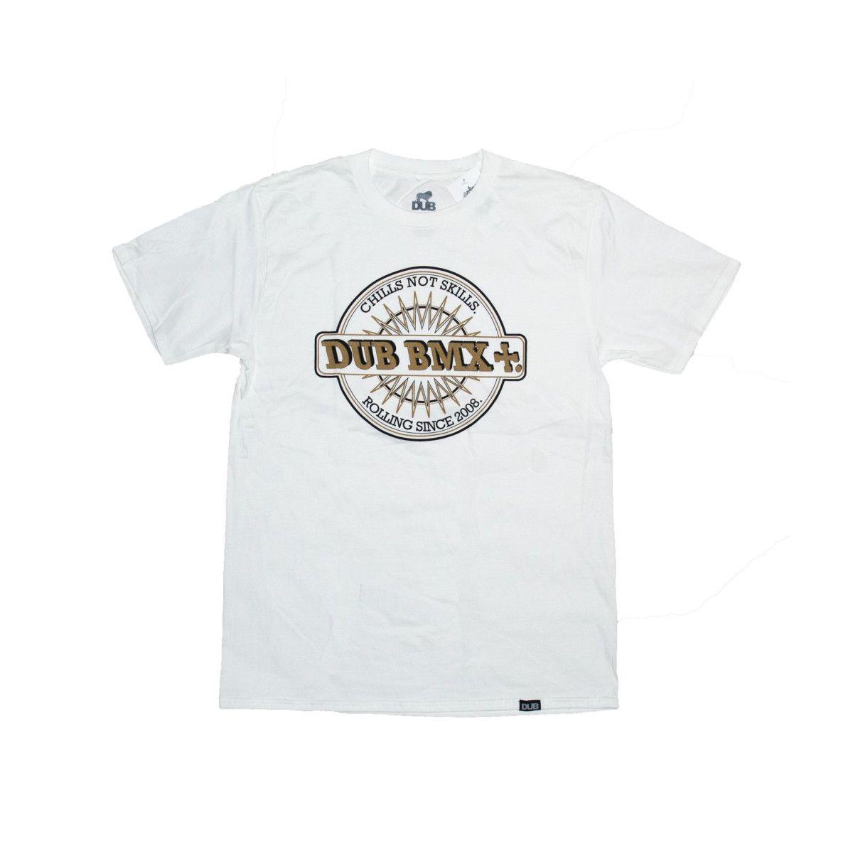 Koszulka DUB Chills White