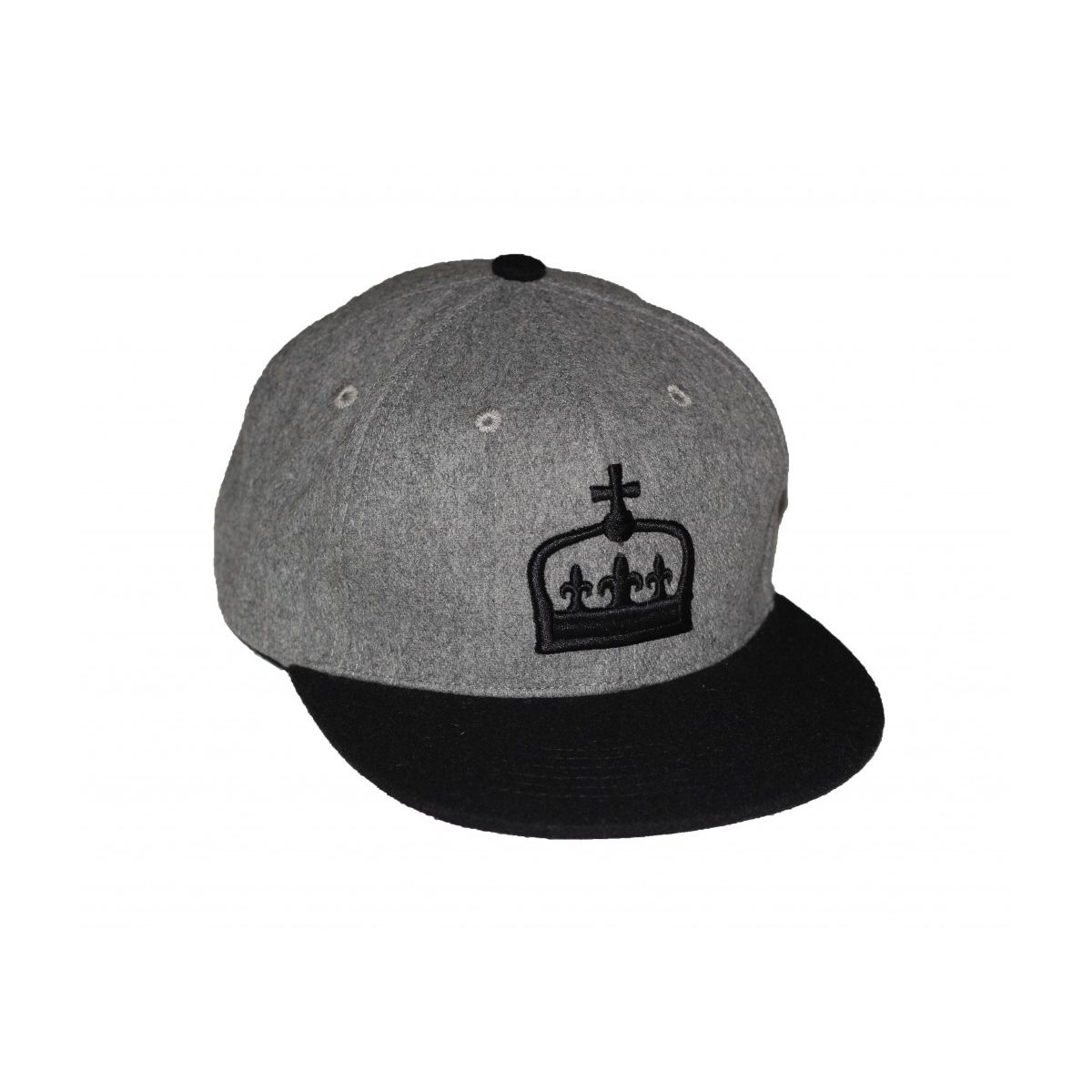 Czapka DUB Crown Snapback Grey