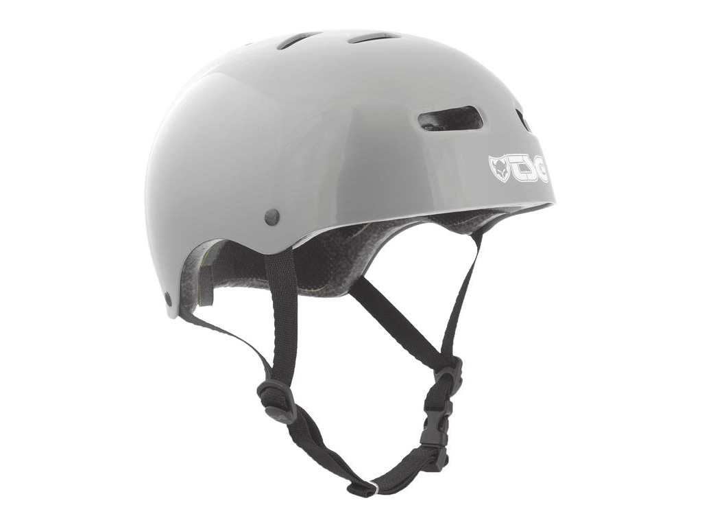Kask TSG Skate / BMX Injected Color Grey