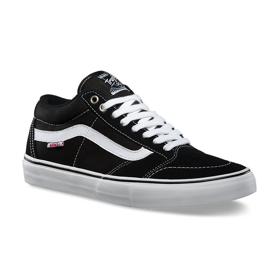 Buty Vans TNT SG Black / White